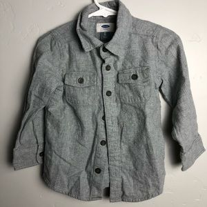 Old Navy Gray Flannel